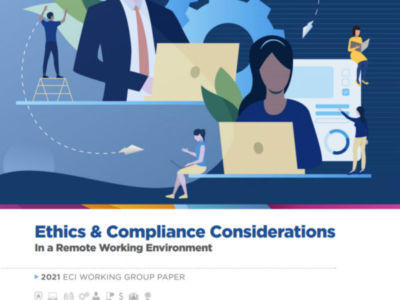 Ethics & Compliance Considerations in Remote Work: Whitepaper